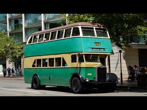 Sydney Bus Museum #2023 1948 Albion Venturer CX19W