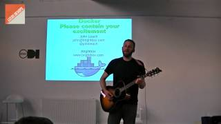 "John Leach - ""Nagios Song"" at Leeds Devops"