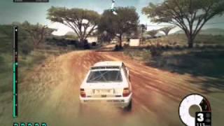 DiRT 3 PC Lancia Delta - Kenya