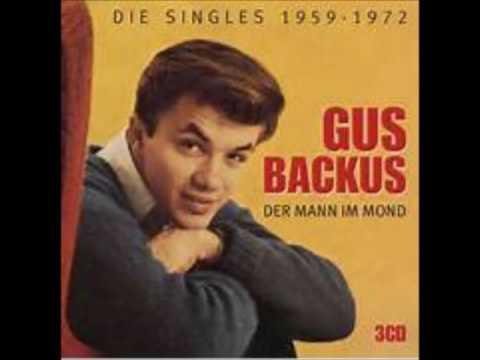 Brauner Bär Und Weiße Taube     Gus Backus 1960