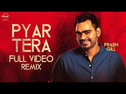 Tere Bina ( Full Video Remix ) | Prabh Gill | Latest Punjabi Song Collection | Speed Records
