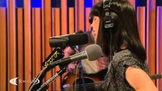 "Kimbra performing ""Cameo Lover"" on KCRW"