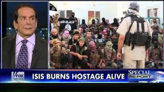 Reaction to ISIS video of Jordanian pilot execution