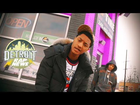 "Yvng Tom X Lil Blade – ""Big Dawg"" DetroitRapNews Exclusive (Official Video)"