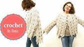 020d486ee66d Top down crochet sweater for him  her by Oana - YouTube