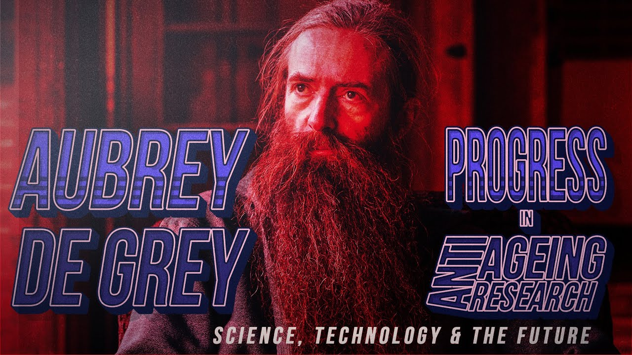 Aubrey de Grey - Robust Mouse Rejuvenation only 3 years away