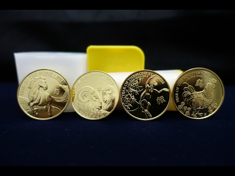 Royal Mint Gold Lunar Collection+Thoughts