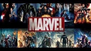 Все трейлеры MARVEL с 2008 по 2018 (All MARVEL Movie Trailers 2008 - 2018)