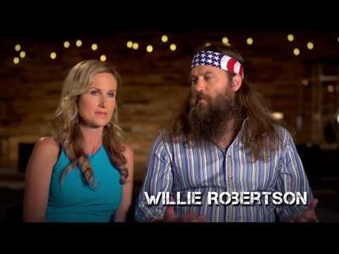 God's Not Dead  Willie & Korie Robertson