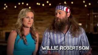 God's Not Dead - Willie & Korie Robertson Interview