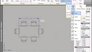 Practical example - Creating a table and chair block - M2A8