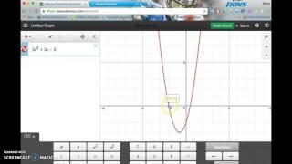 Kehrli Desmos Graphing Calculator solve non linear systems