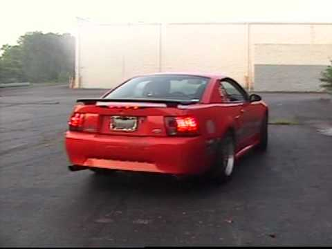 2001 mustang v6 youtube. Black Bedroom Furniture Sets. Home Design Ideas