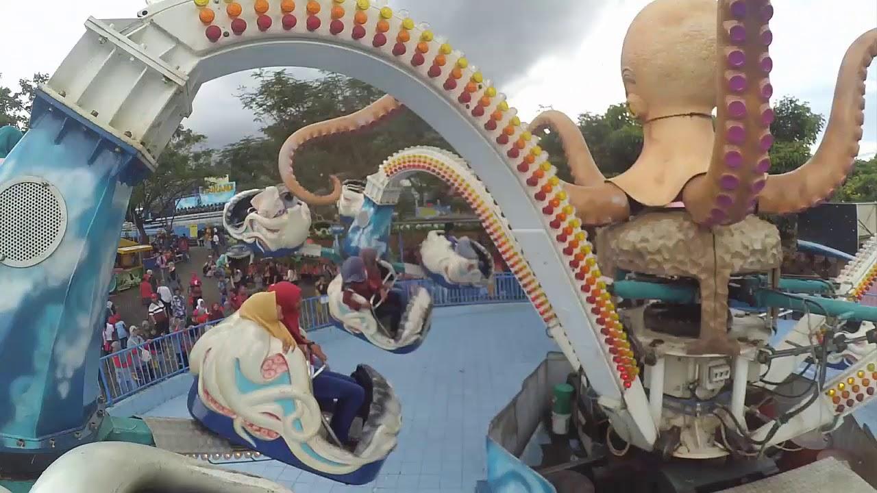 Wahana Extreme Octopus Gurita Jatim Park 2 Batu Secret Zoo Youtube