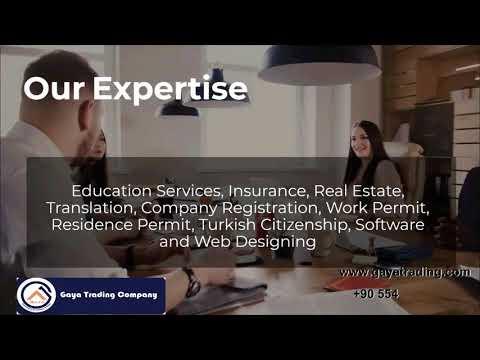 Gaya Trading Company's Services