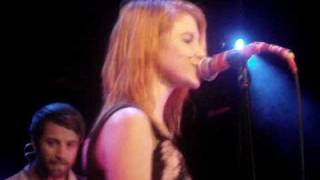 Paramore - Long Distance Call COVER London Islington 7.09.09 HQ