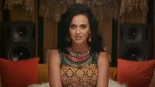 """Katy Perry talks about """"Rise"""""""