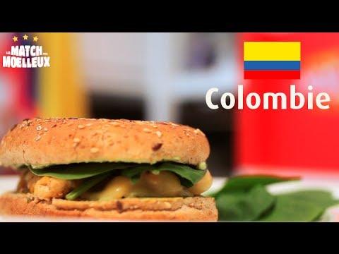 Colombie : La recette du Match des Moelleux !