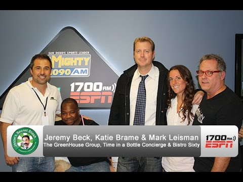 Jeremy Beck, Katie Brame on Time In A Bottle Concierge & Mark Leisman on Bistro Sixty | JSS #9