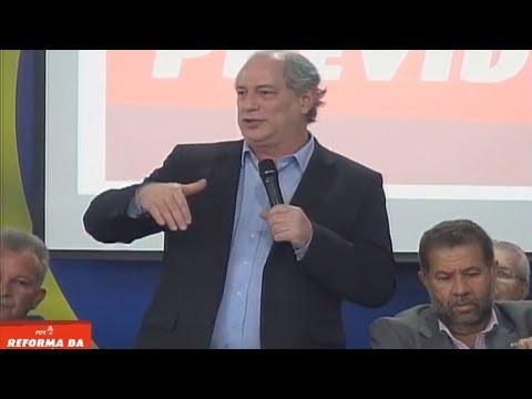 DEBATE DO PDT SOBRE A REFORMA DA PREVIDÊNCIA [19/02/2019]