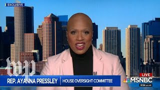 Pressley joins field of prominent figures openly living with alopecia