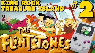 The Flintstones: King Rock Treasure Island [German] #2: Blödes Seemonster!