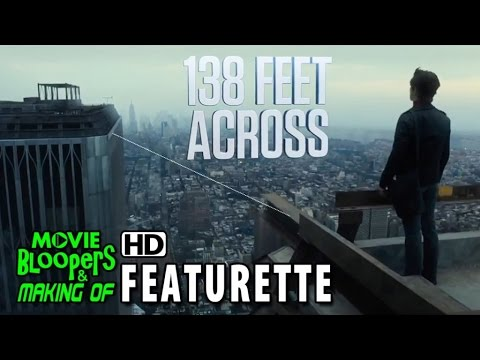 The Walk (2015) Featurette - The Science Behind the Walk