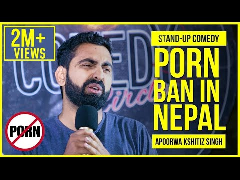 P**n Ban In Nepal | Stand-up Comedy by Apoorwa Kshitiz Singh thumbnail