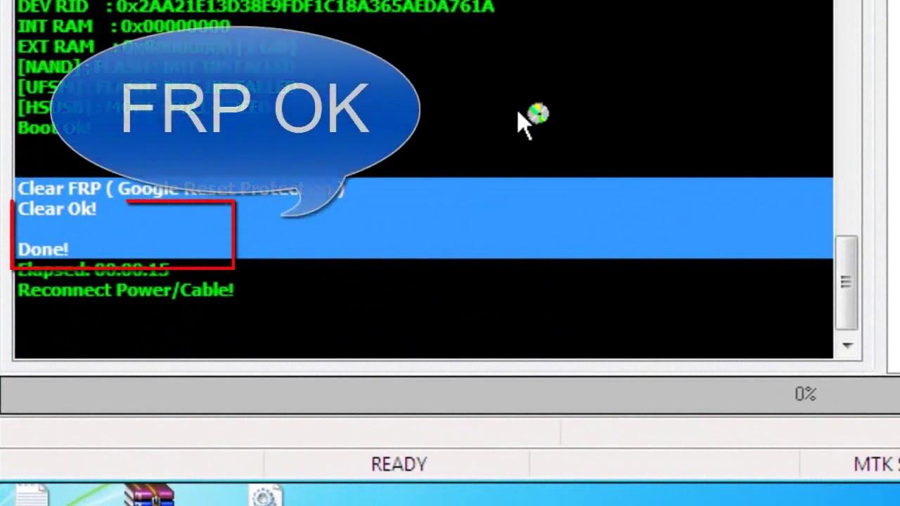 Oppo A71 (CPH1717) mtk 6755 cm2 boot file/FRP remove/password  unlock/pattern unlock done