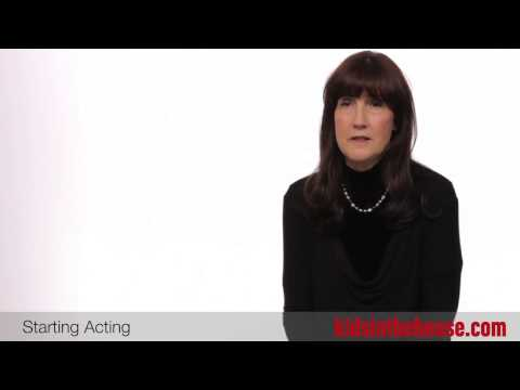 What To Do If Your Child Wants To Be An Actor - Robin Nassif