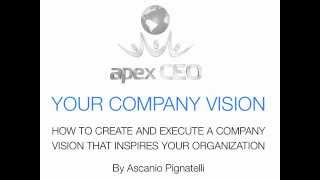 How to create a vision statement that inspires your organization