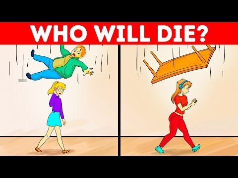 15 IMPOSSIBLE RIDDLES TO DRIVE YOU CRAZY