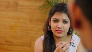 Pan shot of an Indian girl meeting a friend in a restaurant