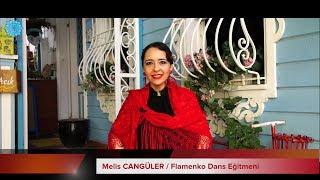 Melis Cangüler ve Öğrencilerinin Flamenko Hakkında Ropörtajları