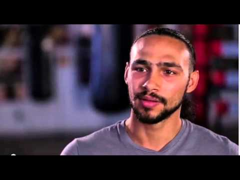 Keith Thurman on how to crack the Mayweather Code