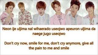 Boyfriend - White Out (Color Coded Lyrics)