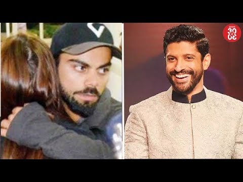 Virat Receives Anushka At The Airport | Farhan To Act And Direct In His Next?