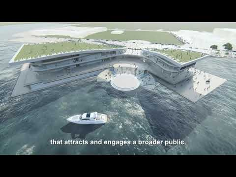 Penang Performing Arts Centre - Waterfront Theatre and Academy (Architecture Thesis)