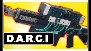 Destiny 2 - DARCI | Exotische Sniper Review + wie ich sie bekommen habe!