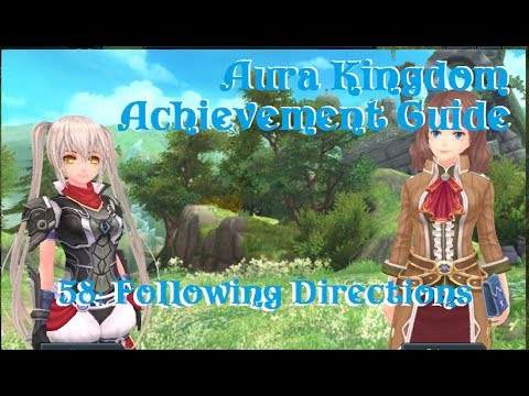 Aura Kingdom Ninja Guide Deutsch