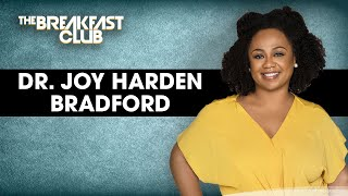 Dr. Joy Harden Bradford On 'Therapy For Black Girls' Podcast, Finding The Right Therapist + More