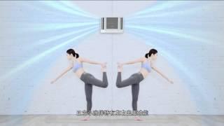 [香港廣告](2016)日立小涼伴 窗口式冷氣機(16:9) [HD]