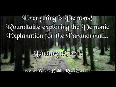 Everything is Demons! - Jan 18, 2018