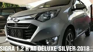 Video SIGRA 2018   DAIHATSU SIGRA 1.2 R AT DELUXE SILVER - INDONESIA download MP3, 3GP, MP4, WEBM, AVI, FLV September 2018