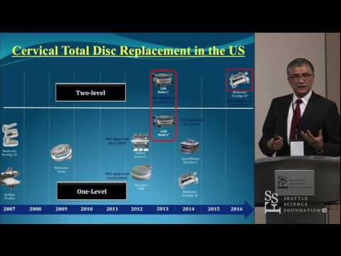 Cervical Surgery - ACDF vs Artifical Disc - John Hsiang, MD, PhD