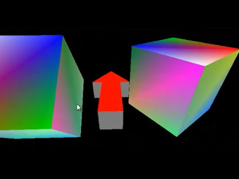 OpenGL All Data in One Buffer