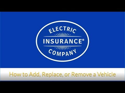 How to Add, Replace, or Remove a Vehicle