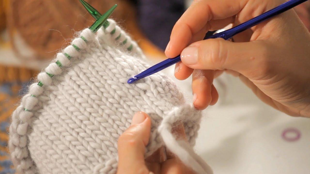Kết quả hình ảnh cho 1. Use circular needles (even when you're knitting flat)