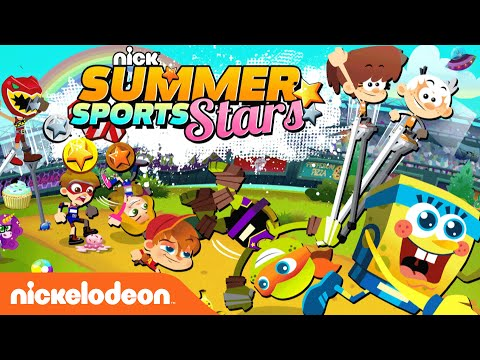 NickGamer | Nick Summer Sports Stars Tips & Tricks | Nick