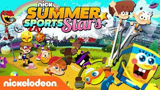 NickGamer | Video Game Hack | Nick Summer Sports Stars | Nick